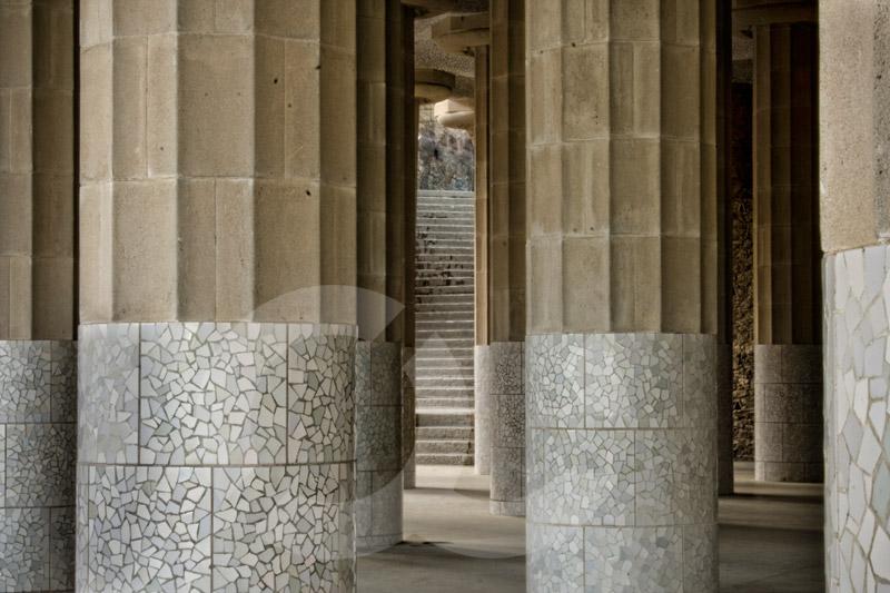 Arquitectura Modernista - Parc Guell - Foto 5