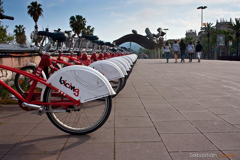 De paseo por Barcelona - Fotografia Urbana