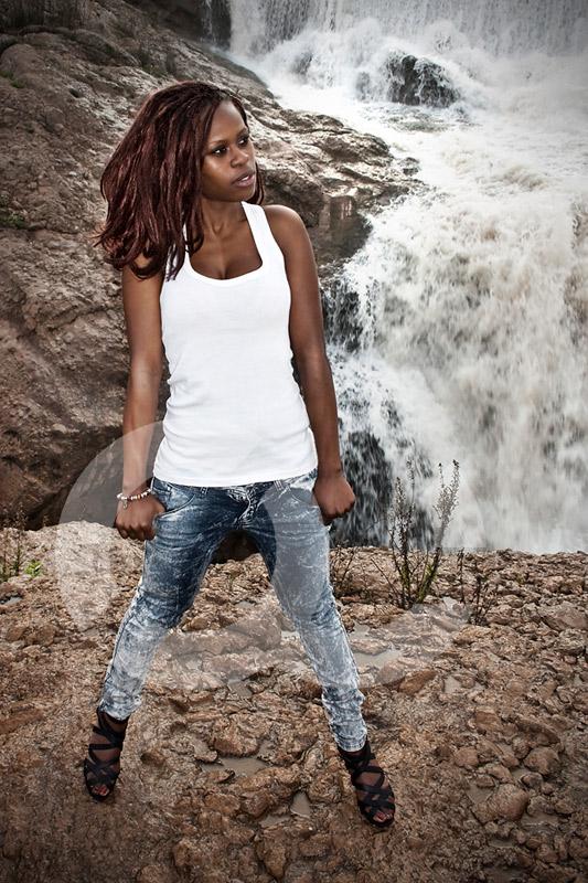 Fotos de personas - Carmen Ndomi