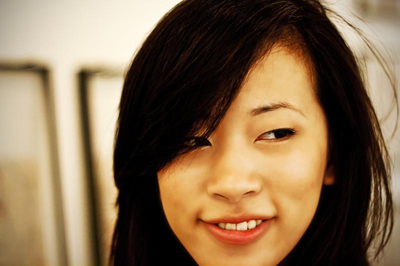 Retratos personales - Corrine Tam