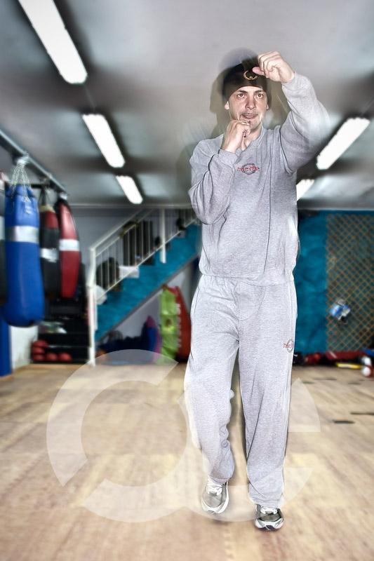 Deportes - Boxeo profesional - Entrenamiento - Foto 3