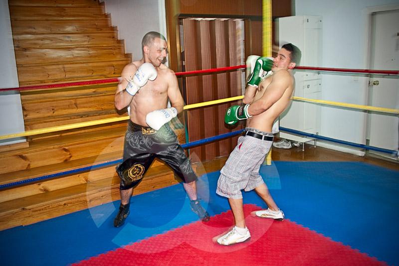 Deportes - Boxeo profesional - Entrenamiento - Foto 6