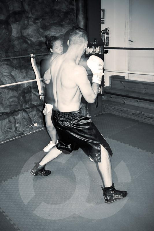 Deportes - Boxeo profesional - Entrenamiento - Foto 7