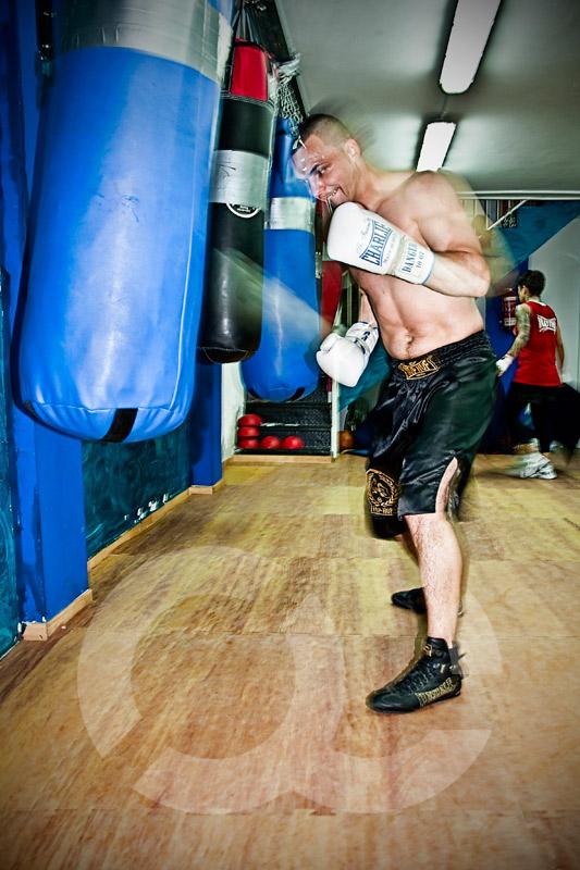 Deportes - Boxeo profesional - Entrenamiento - Foto 8
