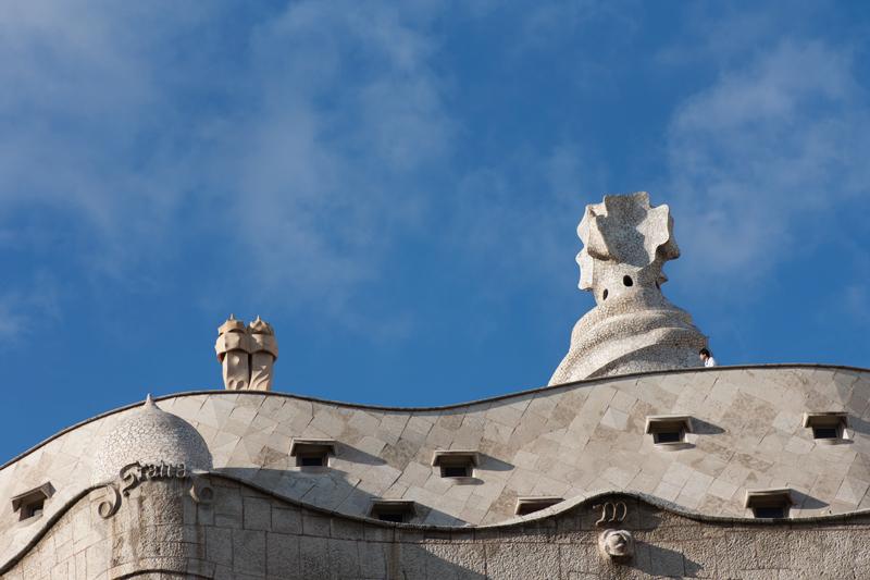 Arquitectura modernista - La pedrera - Casa Mila - Foto 2