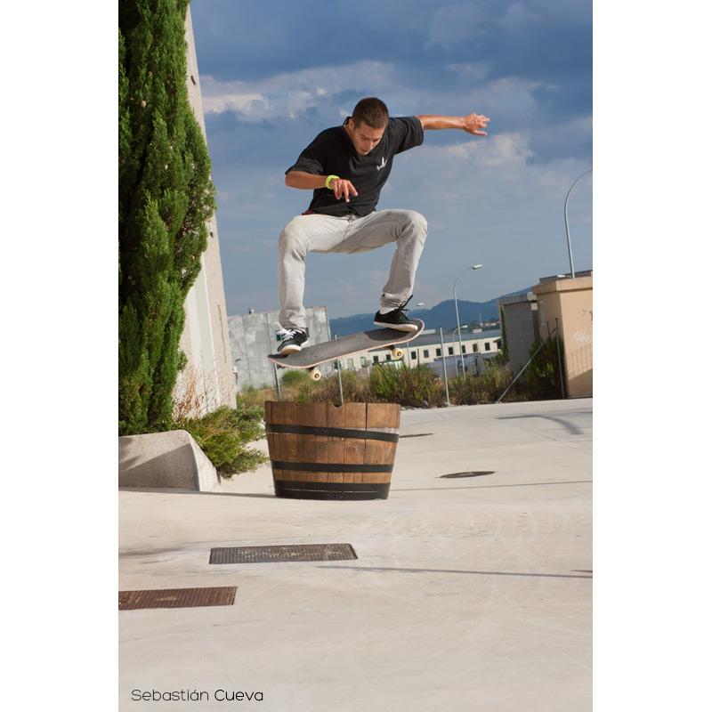 Skateboard Street - Xavi Pedro Vila