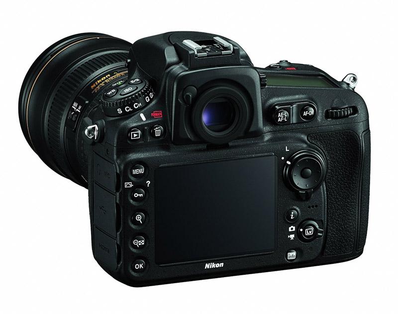 Nikon D810, la nueva cámara de formato completo de Nikon